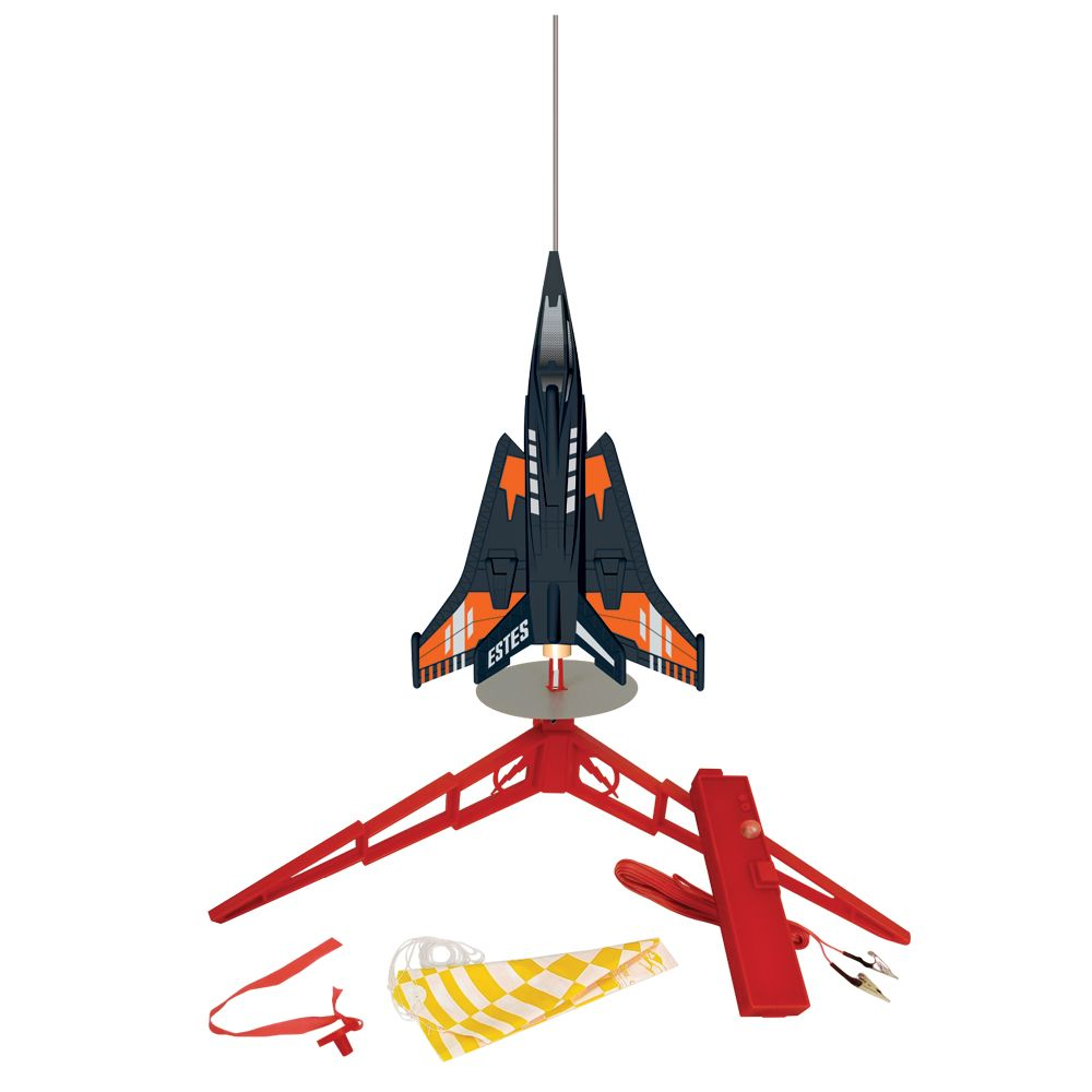 Estes Rockets Centurion Launch Set (English Only) - Beginner