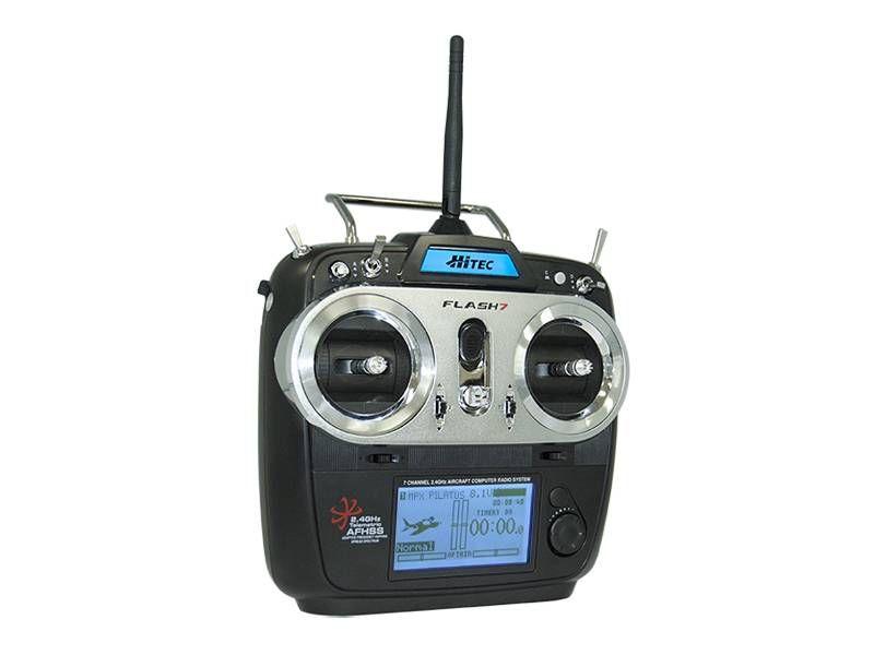 Hitec FLASH 7 Transmitter Only