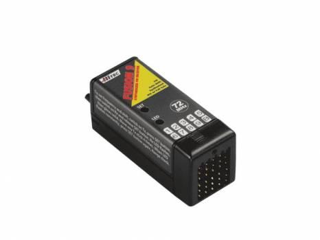 Hitec Fusion 9 Synthesized FM Receiver