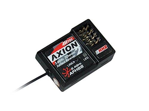 Hitec AXION 2 - 2 Ch HHR (High Response) 2.4GHz Rx