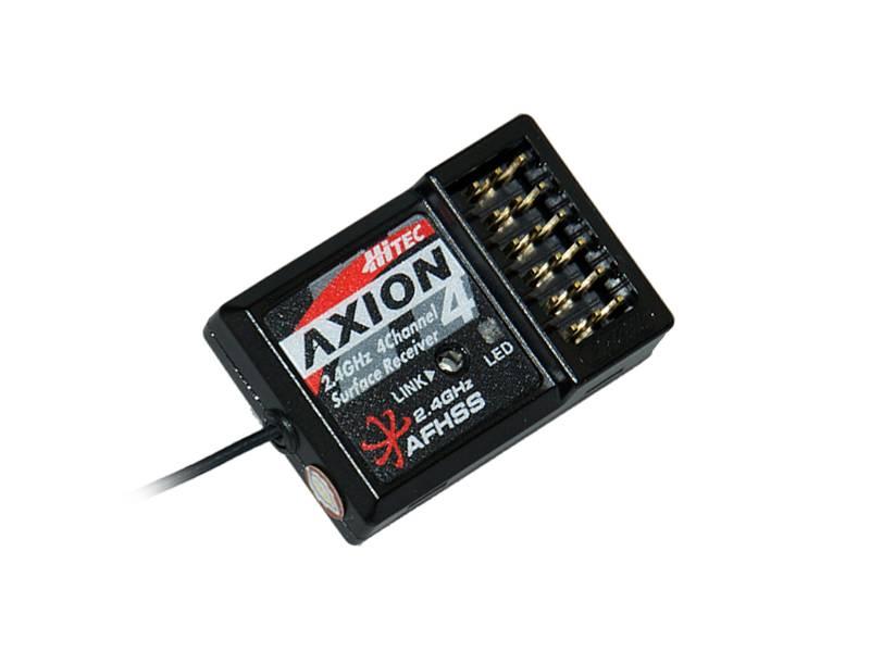 Hitec AXION 4 - 4 Ch 2.4 GHz Rx
