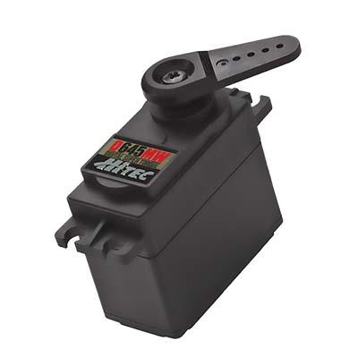 Hitec D-645MW High Torque Metal Gear Servo (158oz-in|0.2sec@6.0V 180oz-in|0.17sec@7.4V|1.59 x 0.77 x 1.48