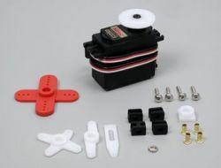Hitec D-946TW 32-Bit, Metal Case, Multipurpose, Titanium Gear Servo 250oz-in 0.12sec@6.0V