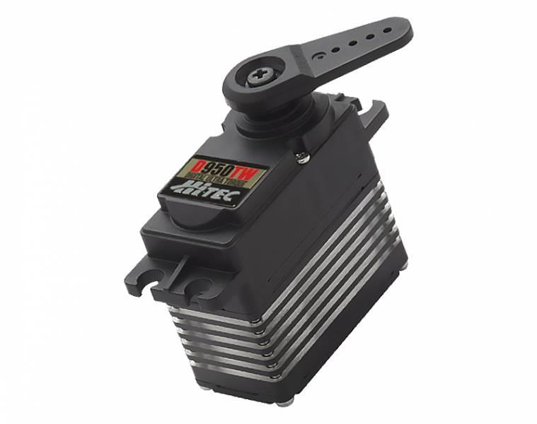 Hitec D-950TW 32-Bit, Ultra Torque, Titanium Gear Servo 403oz-in 0.17sec@6.0V