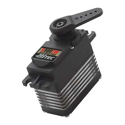 Hitec D-980TW 32-Bit, Monster Torque, Titanium Gear Servo