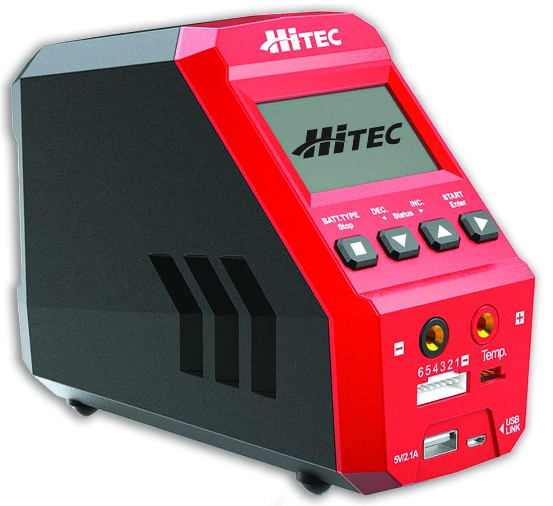 Hitec RDX1 AC/DC Battery Charger/Discharger