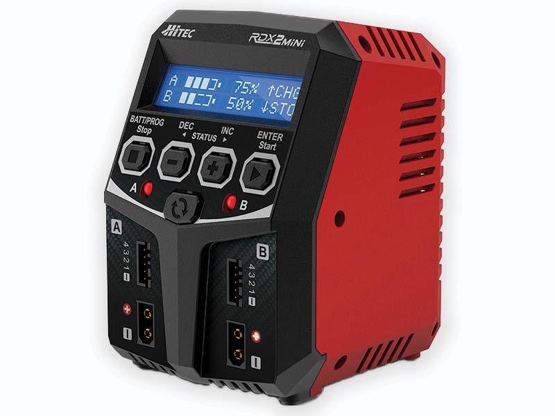 Hitec RDX2 Mini AC Balance Charger