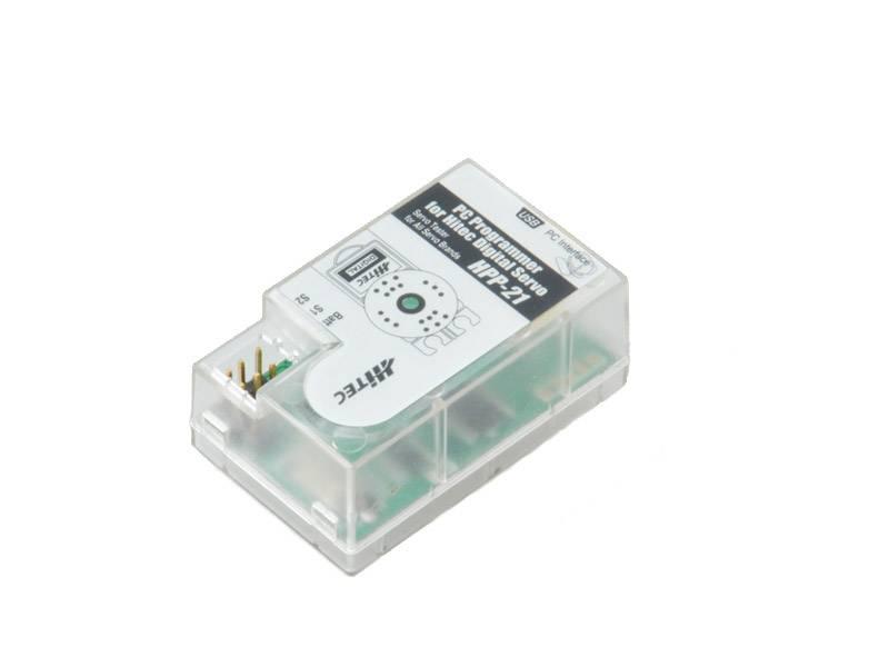 Hitec HPP-21 PC Programmer for Hitec Digital Servos