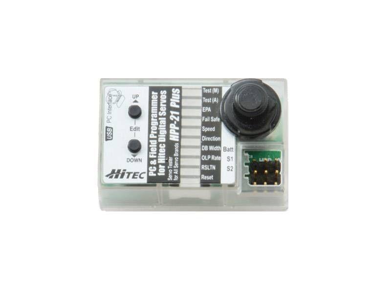 Hitec HPP-21+ Digital Servo Programmer