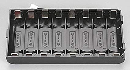 Hitec TX Battery Holder for Aggressor Series