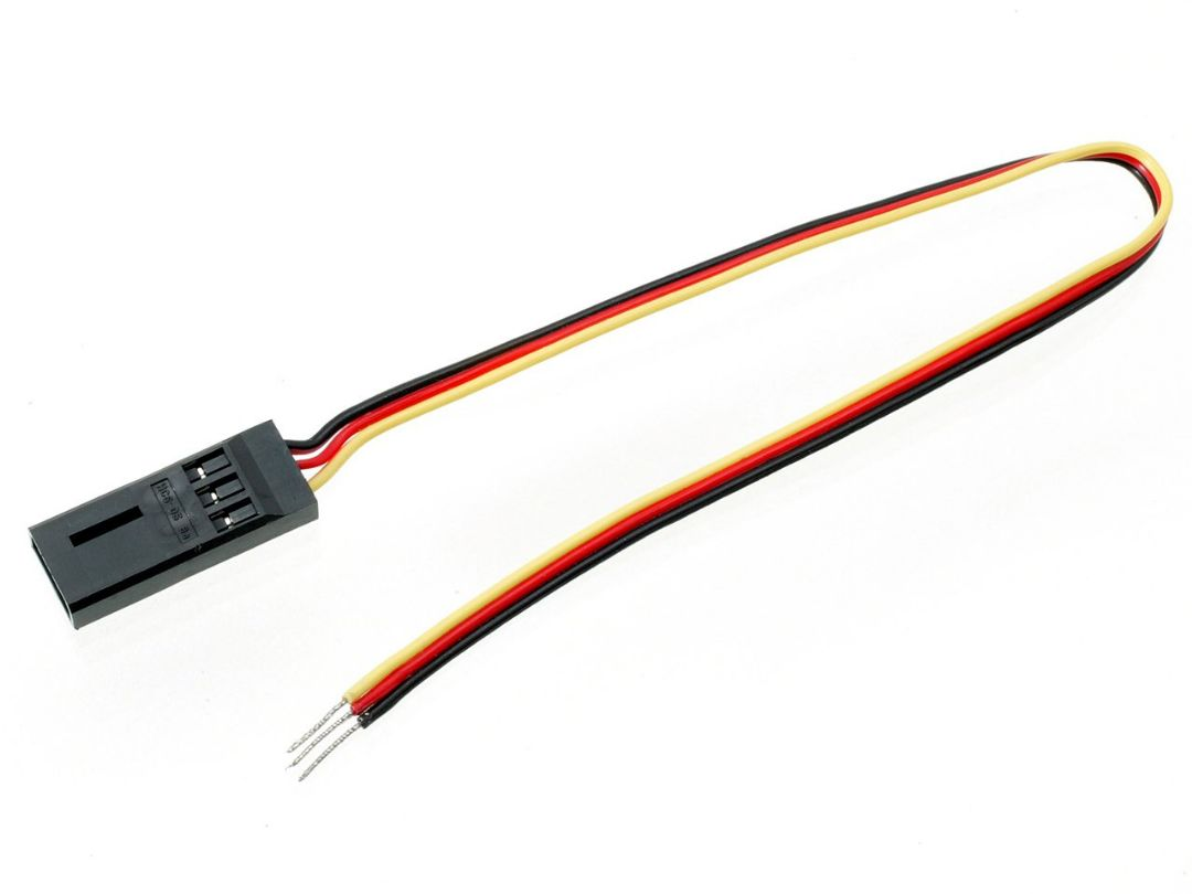 Hitec Lightweight Servo wire with Female