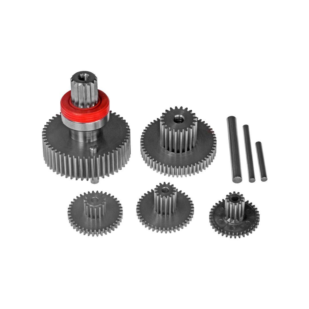 Hitec D845WP Steel Gear Set