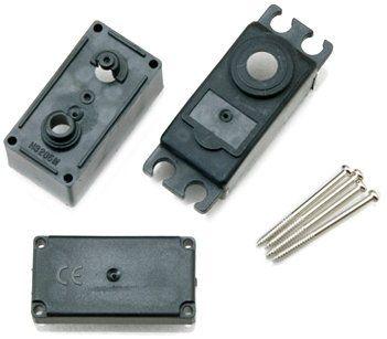 Hitec HS-205BB / 205MG / 225BB / 225MG / 235AG / 5245MG Case Set