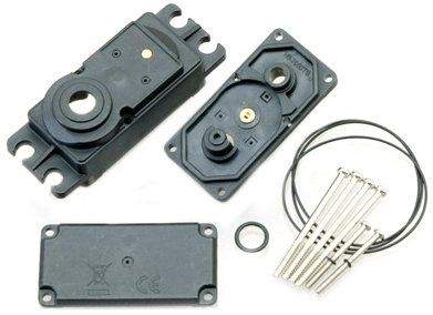 Hitec HS-7940TH / 7945TH / 7950TH / 8360TH / 8370TH / 8380TH Case Set (Without Heat-Sink)
