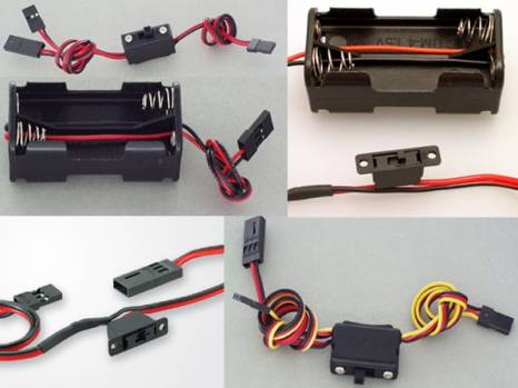 Hitec Switch Harness Standard