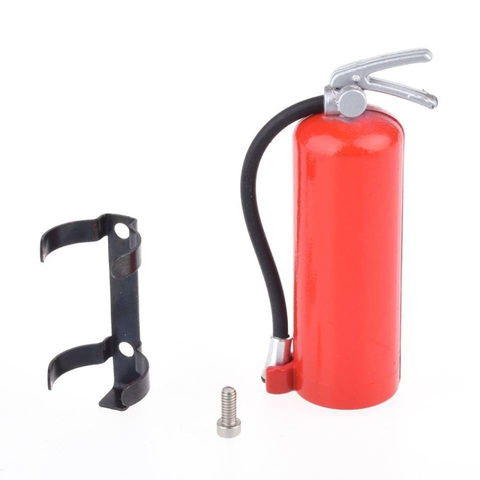 1/10 Fire Extinguisher