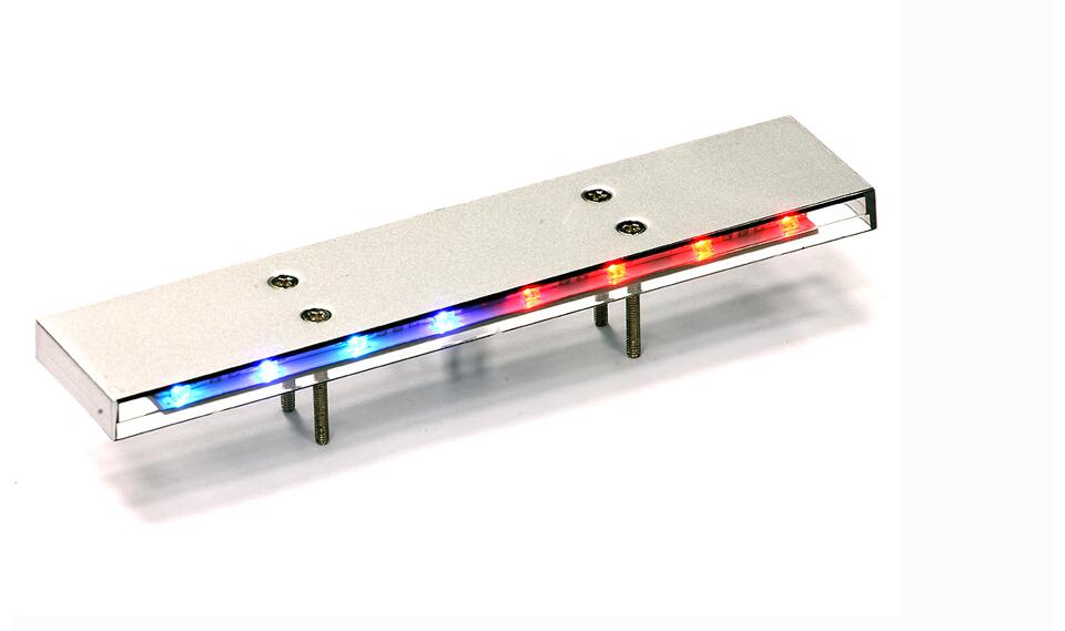 1/10 Scale Police Light Bar