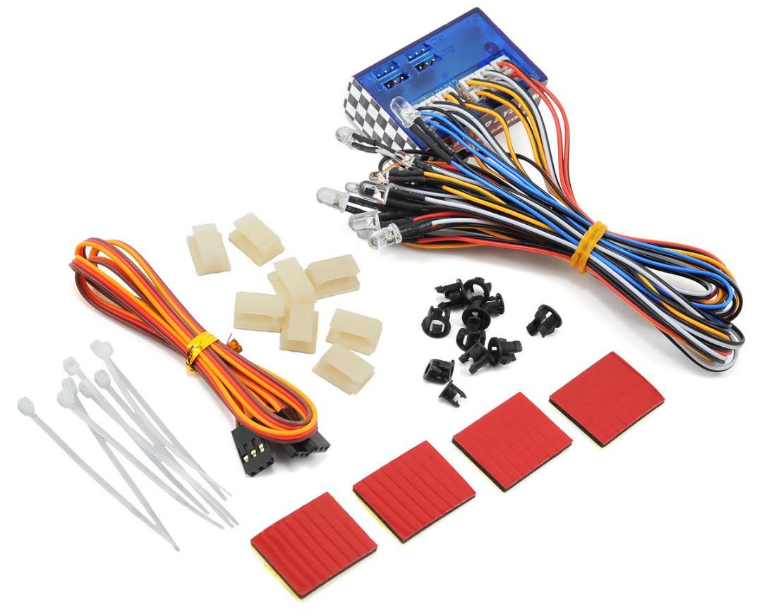 LED light kit for cars & trucks 12 lights
