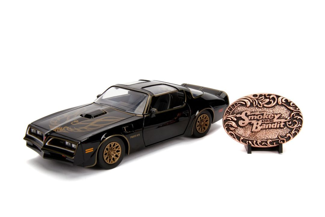 "Jada 1/24 ""Hollywood Rides"" Smokey & The Bandit 1977 Firebird"