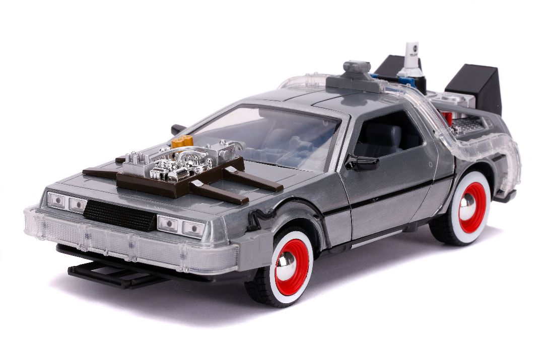 "Jada 1/24 ""Hollywood Rides"" Back To The Future Part III"