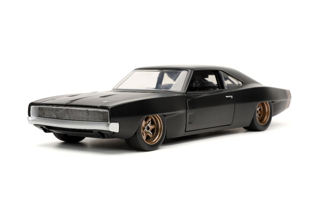 "Jada 1/24 ""Fast & Furious"" Dom's Dodge Charger Widebody"