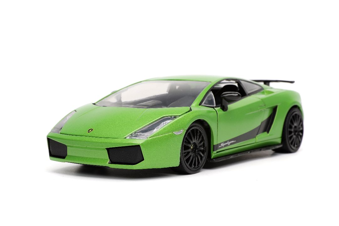 "Jada 1/24 ""Hyper-Spec"" Lamborghini Gallardo Superleggera - Green"