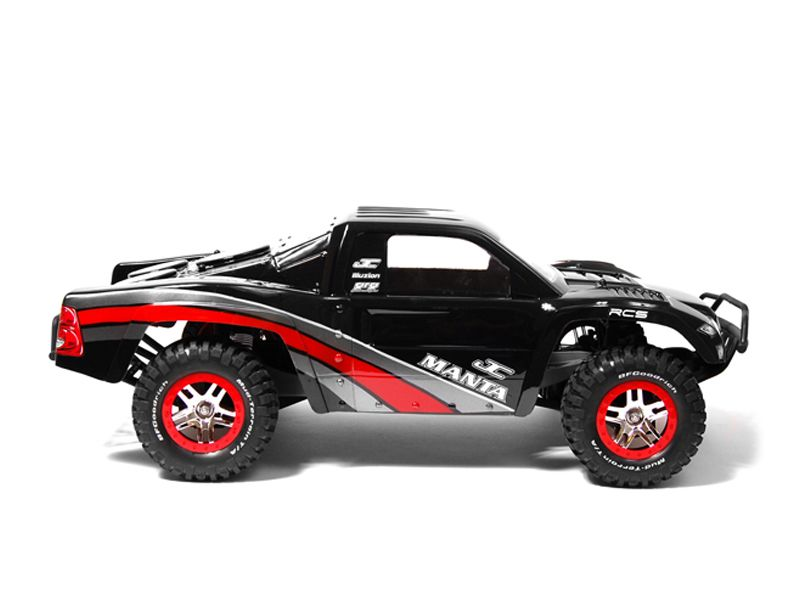 JConcepts Illuzion - Slash, Slash 4x4 and SC10 - Manta body