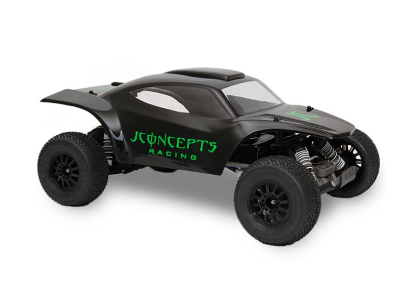 JConcepts Illuzion - BAJR - Traxxas Slash Desert body