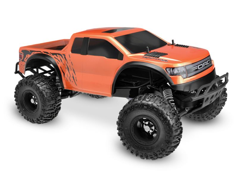 JConcepts Illuzion - Slash 2wd - Ford Raptor SVT - SC body