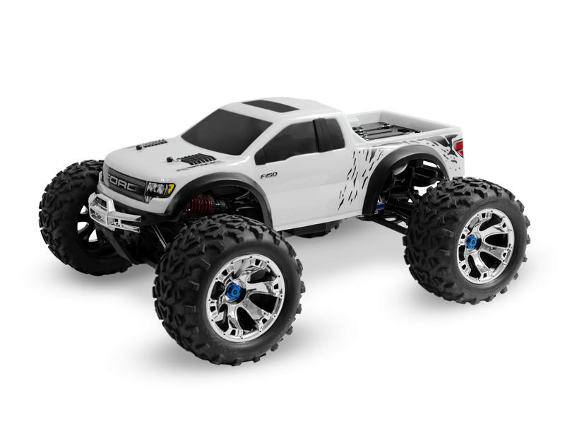 JConcepts Illuzion - Revo 3.3 - Ford Raptor SVT - MT body (fits 5309 kit)