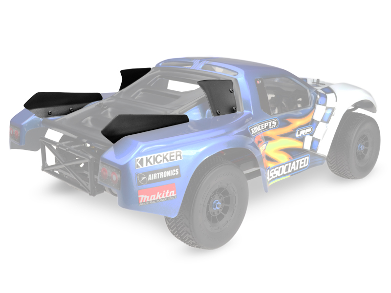 JConcepts Illuzion - SCT Hi-Flow body, champion name plate wingl