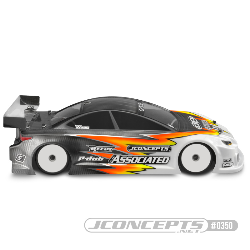 JConcepts Anti-tuck rear fender and door panel support set
