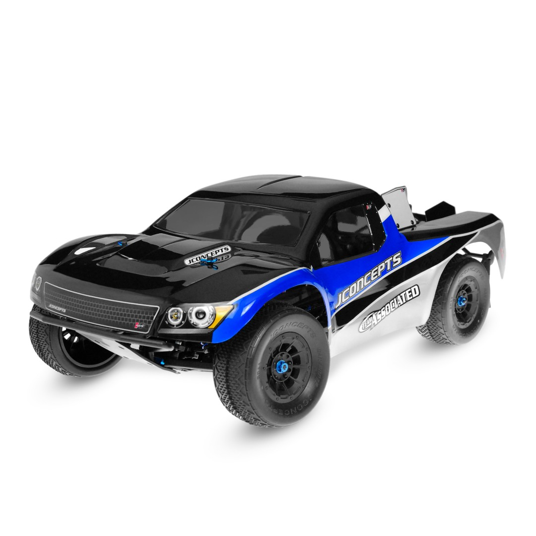 JConcepts Hi-Flow SCT body - Light Weight (Slash, Slash 4x4, SC1
