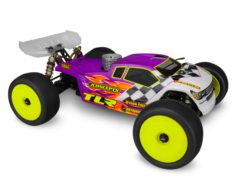 JConcepts Finnisher - TLR 8ight-T 3.0 body
