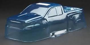 JConcepts Illuzion - 2012 Chevy 1500 - Rustler XL-5 body