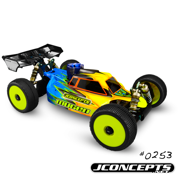 JConcepts Silencer - Mugen MBX-7   MBX-8 body - Light-weight