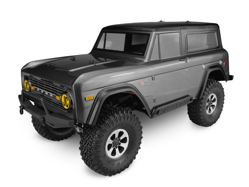 JConcepts 1974 Ford Bronco - Trail / Scaler body (fits Vaterra and Axial 1.9