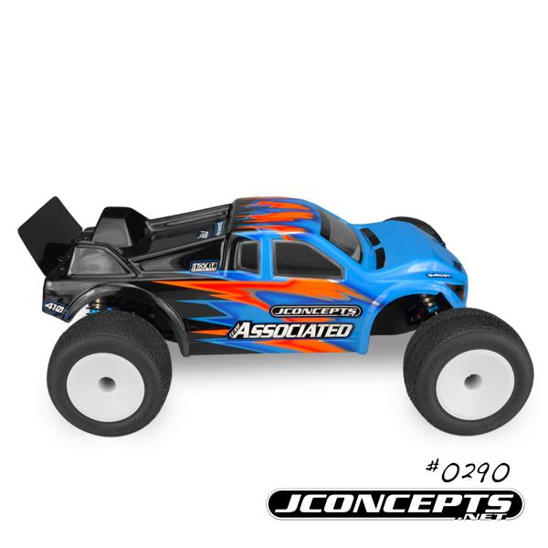 JConcepts Hi-Flow - T5M body w/spoiler
