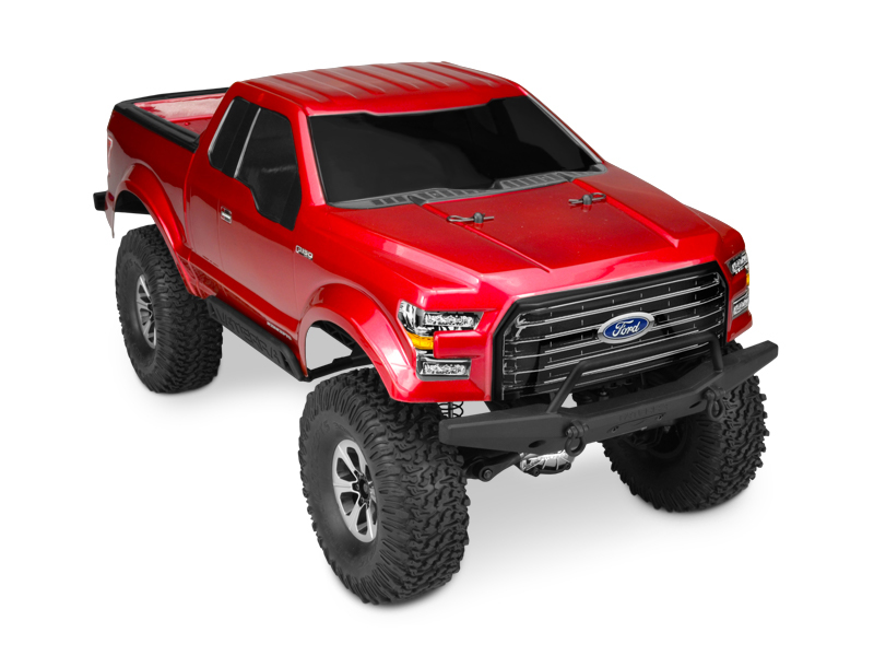 JConcepts 2016 Ford F-150 - Trail / Scaler body (fits Vaterra and Axial 1.9