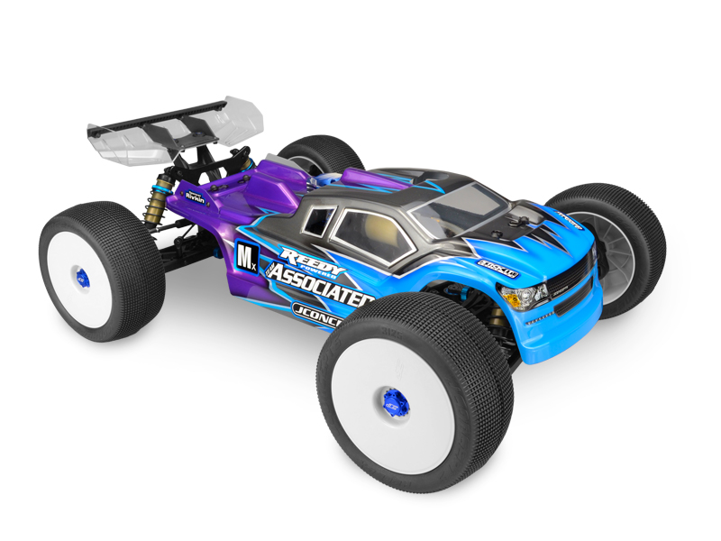 JConcepts Finnisher - RC8T3 | RC8T3.1 | RC8T3.1e body