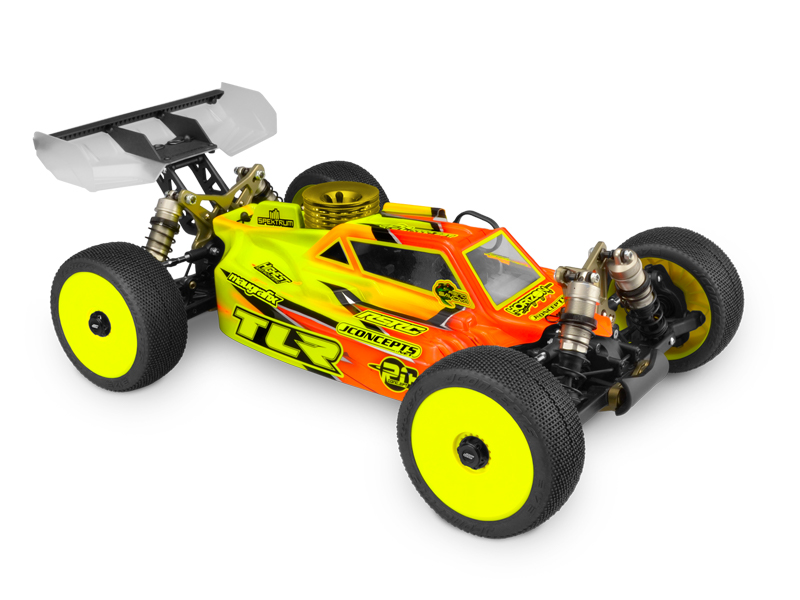 JConcepts S2 - TLR 8ight 4.0 body