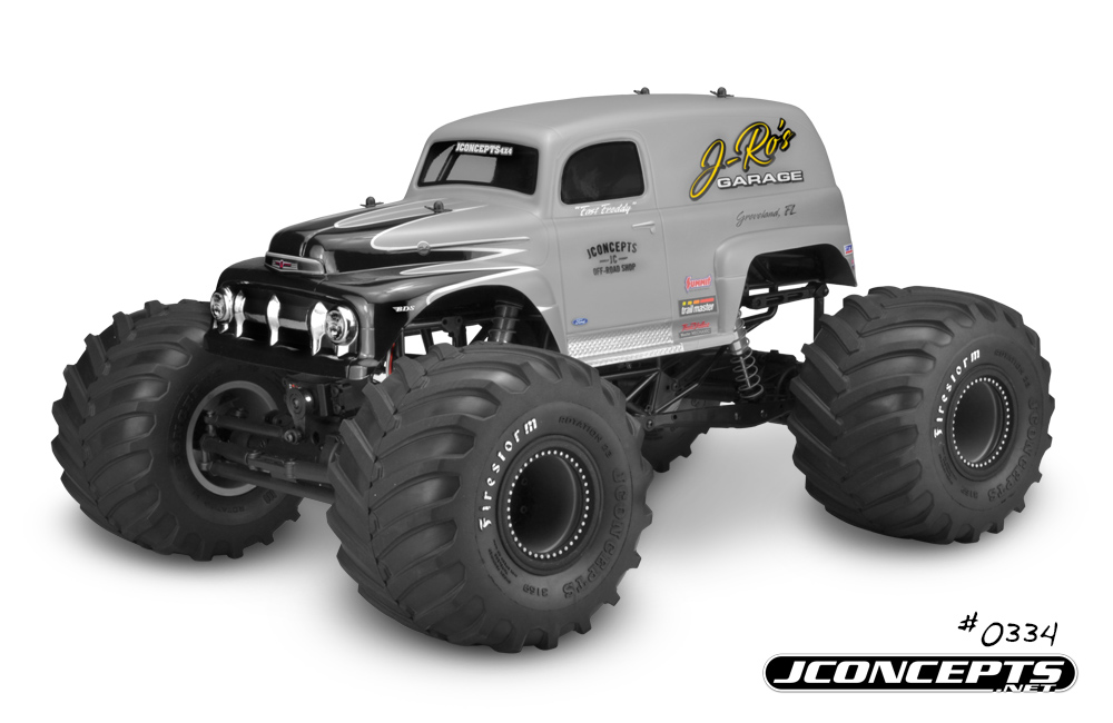 JConcepts 1951 Ford Panel truck
