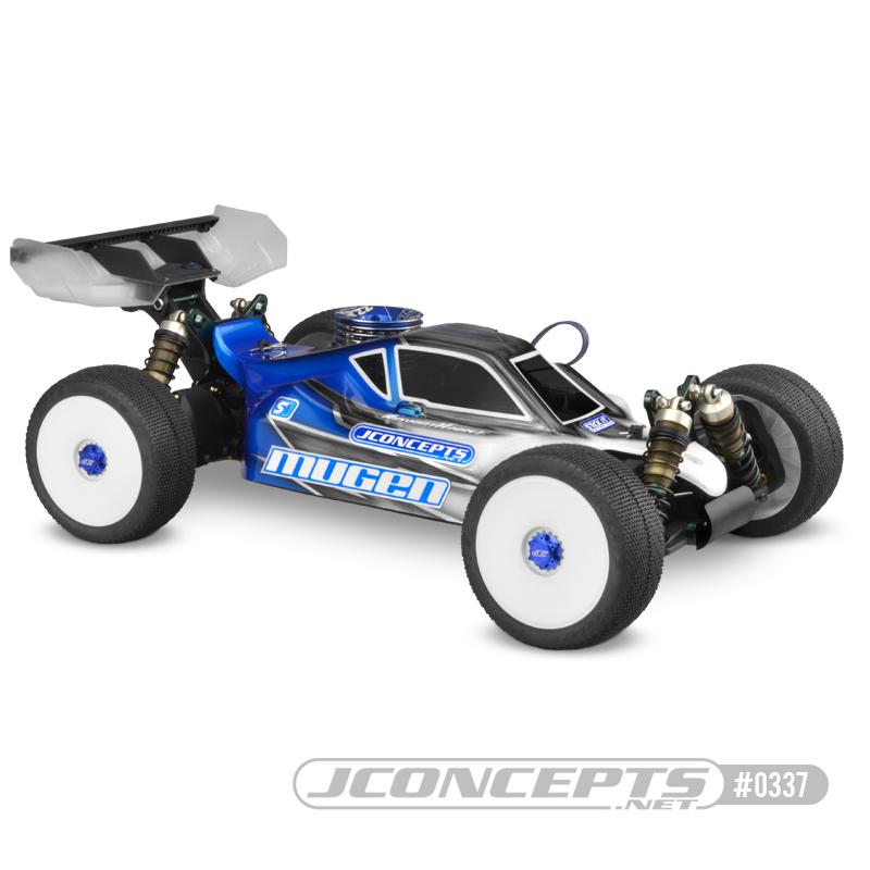 JConcepts S3 - Mugen MBX-7R body