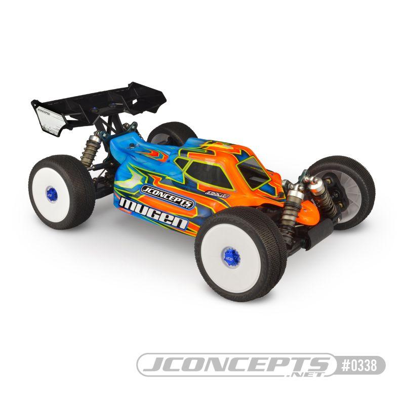 JConcepts S15 - Mugen MBX8 Eco body