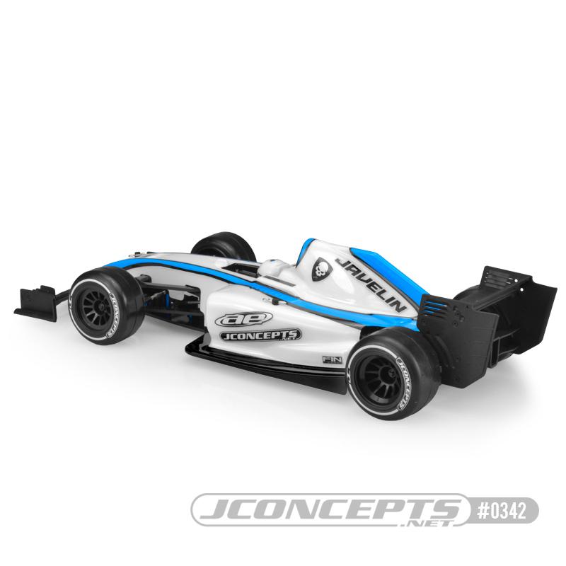 JConcepts J21 - Team Associated F6 body - Light-Weight