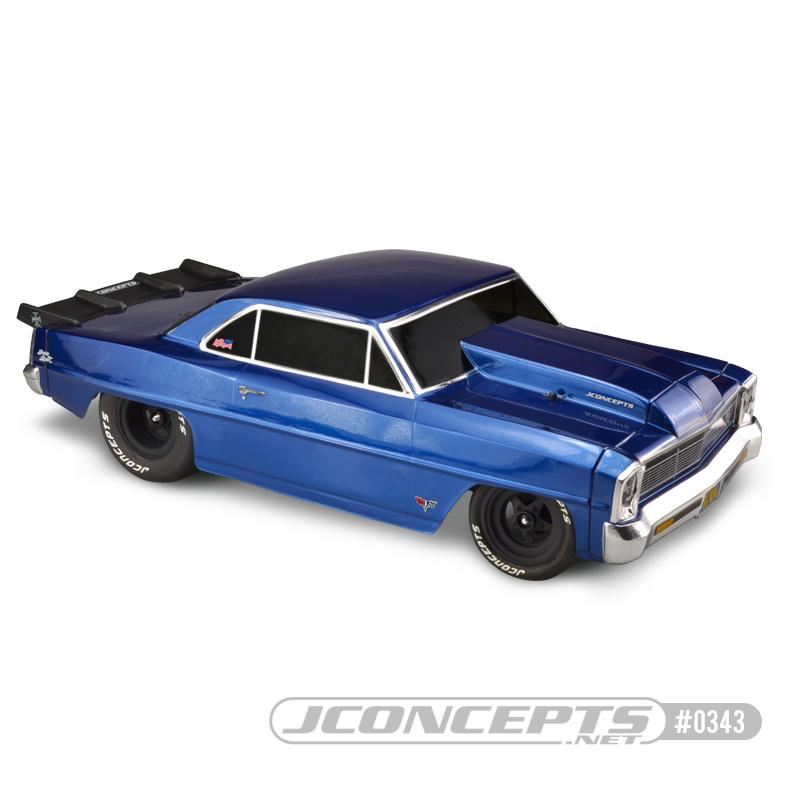 JConcepts 1966 Chevy II Nova - (10.75
