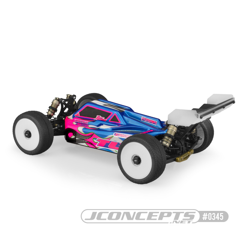 JConcepts J21 - S2 - TLR 8ight-E 4.0 body