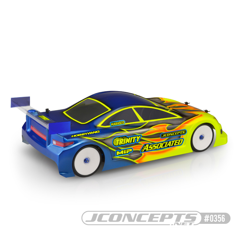 "JConcepts A1R - ""A1 Racer"" - 190mm Touring Car body - Light-Weig"