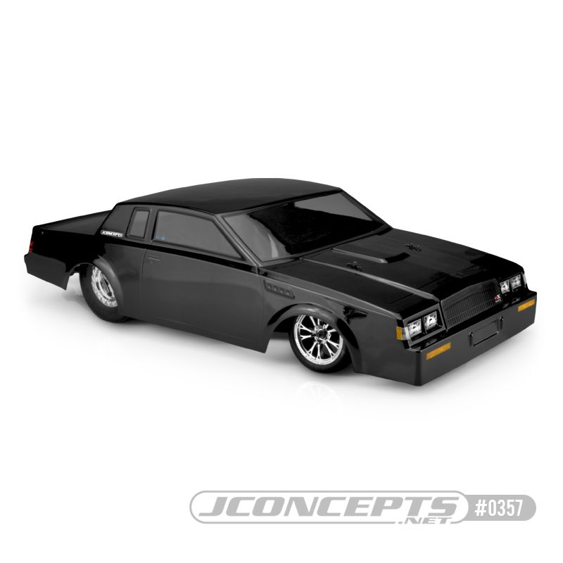 JConcepts 1987 Buick Grand National, Street Eliminator body