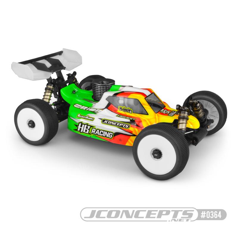 JConcepts S15 - HB Racing D817V2 body - Light-weight